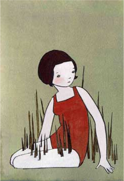 Jen Corace - Beach Grass